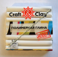 Полимерная глина Craft and Clay 52г