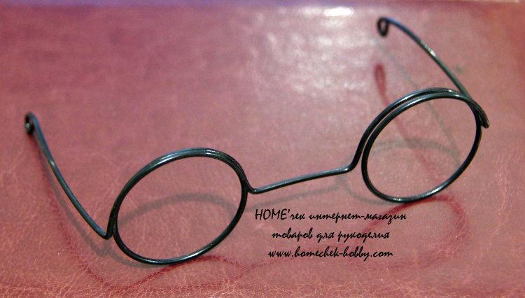 Как сделать круглые очки своими руками
